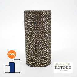 Caja de té japonesa de papel washi, WASHI Collection, hishi moyou