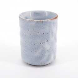 japanese grey teacup NEZUMISHINO