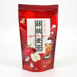 Barley tea with apple - RINGO MUGICHA