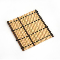 Bamboo coaster, SOME, natural