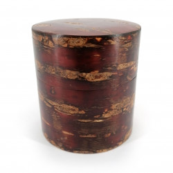 Cherry bark tea box with cherry petals, SOKAWA, 110 gr