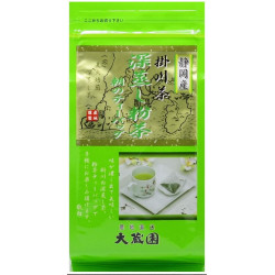 20 bags of Morning Tea Bag (Deep steamed green tea powder tea bag)