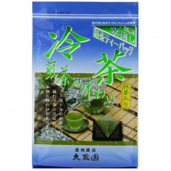 20 bags of japenese green tea Reicha Arare for cold green tea