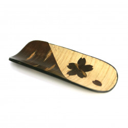 cherry bark spoon - YA01427