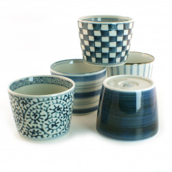 set of 5 cups Japanese Soba 16M1631854